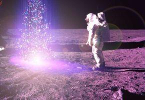 Χριστούγεννα στο Διάστημα