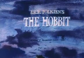 The Hobbit: To short animation του 1966