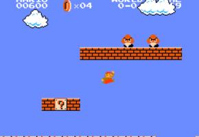 Αν ο Super Mario ήταν εφαρμογή του facebook το 2013