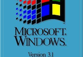 Windows 3.1 emulator