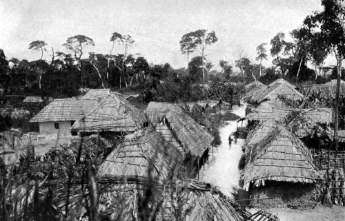 Οικισμός των Μπανγκάλα (1905)
