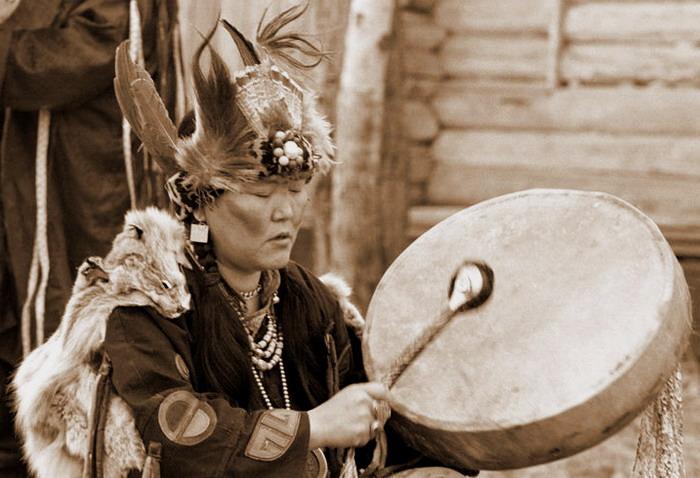 Σαμάνος των Chukchi