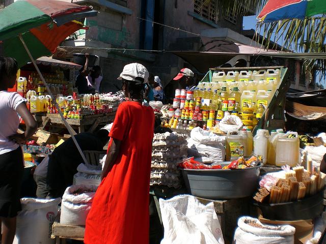 Αγορά στον Άγιο Δομίνικο