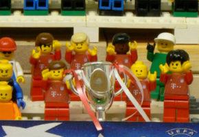 [Βίντεο] Bayern vs Dortmund: Lego Edition