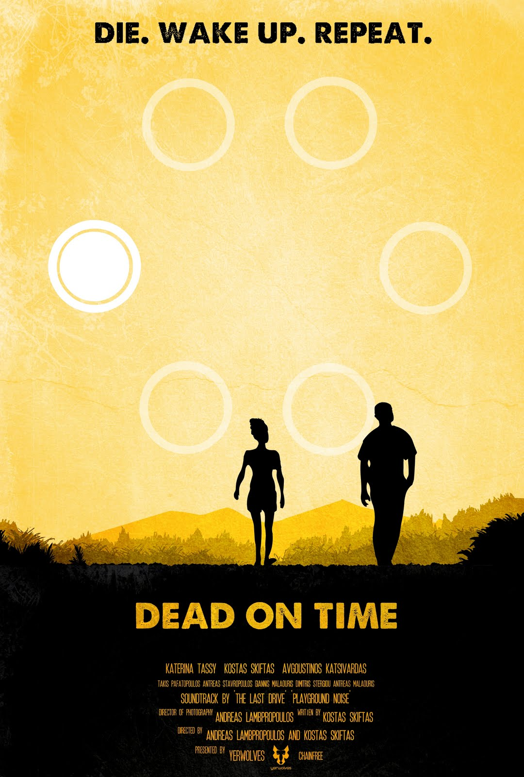 valerofond_dead-on-time-poster