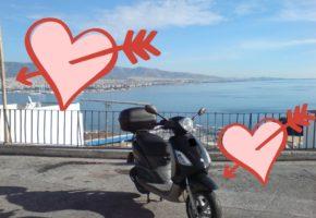 Viral Love: Ο Σπύρος από Νέα Σμύρνη πουλάει το σκούτερ του με αντάλλαγμα μια Γερμανίδα