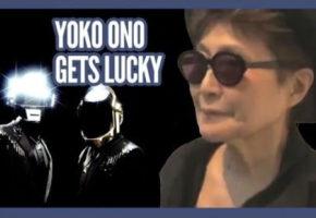 Η Yoko Ono διασκευάζει το Get Lucky