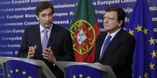πρωθυπουργός πορτογαλίας μπαρόζο