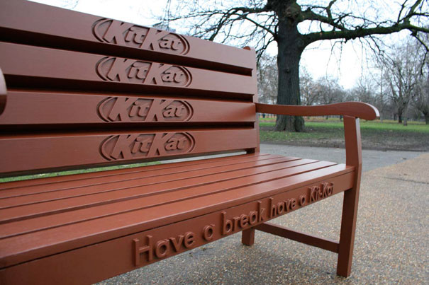 33-Cool-and-Creative-Ambient-KitKat-bench