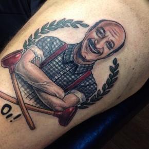 Το Αθάνατο Ελληνικό Τατουαζ