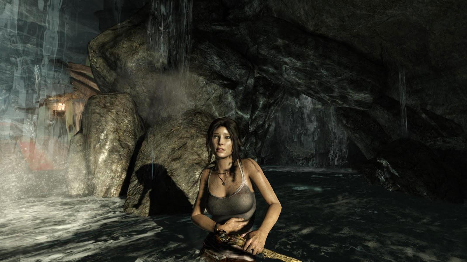 Lara Croft Tomb Raider Uncertain