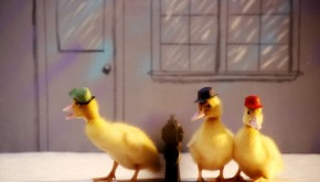 VIDEO: Οι τίτλοι αρχής του «Ducktales» με ζωντανές πάπιες