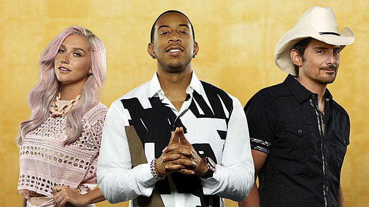 kesha-ludacris-brad-paisley-rising-star