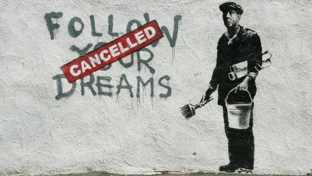 Συνελήφθη ο Banksy! Τα στοιχεία του βγήκαν στη δημοσιότητα [hoax]
