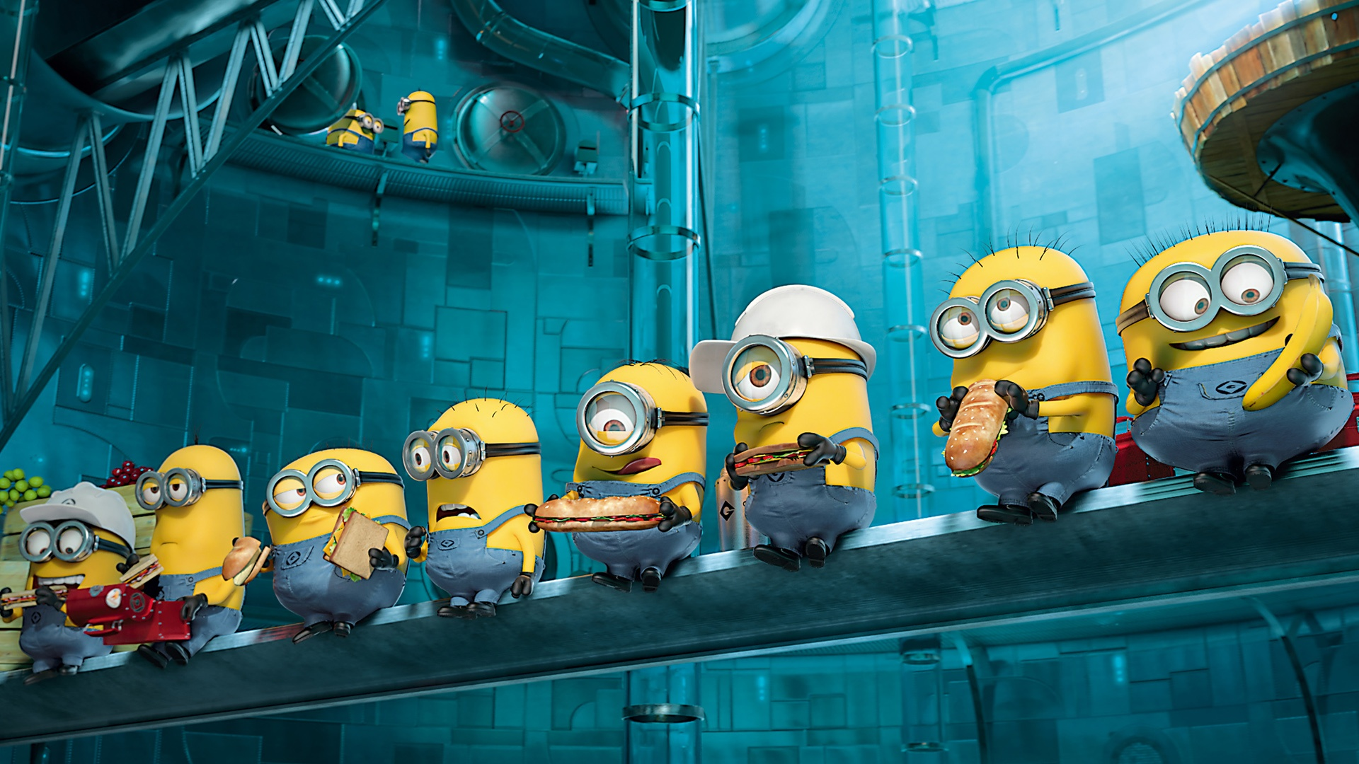 paradise-minions-despicable-me-2-wallpaper