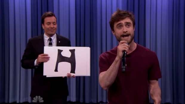 O Daniel Radcliffe χαραμίζεται, γιατί έπρεπε να γίνει ραπερ
