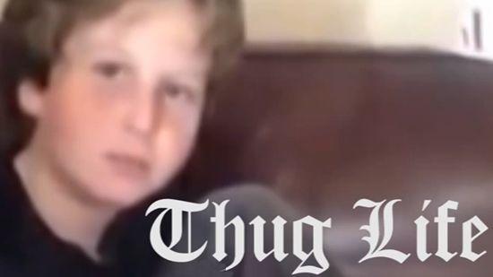 7 πιτσιρίκια που έχουν ζήσει το Thug Life στο αίμα τους