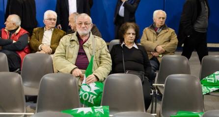 Λιγοστά Θλιμμένα Γερόντια: Πήγαμε στη συγκέντρωση-μνημόσυνο του ΠΑΣΟΚ (PHOTOS)