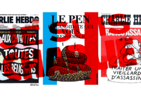 Άδωνη, το Charlie Hebdo θα σε είχε ρημάξει πρώτο απ' όλους