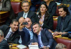 Η ορκωμοσία της καινούριας Βουλής σε 21 φωτογραφικά στιγμιότυπα