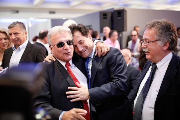 Πρόεδρος Αντώνης Σαμαράς Πρωθυπουργός εγκαίνια Νέα Δημοκρατία Θεσσαλονίκη 78η ΔΕΘ Διεθνής Έκθεση Θεσσαλονίκης επίσκεψη 2013 Δ.Ε.Θ. ΘΕΣΣΑΛΟΝΙ