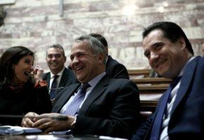 """Γνώριζαν οι Μάκης Βορίδης και Άδωνις Γεωργιάδης το θέμα Κατρούγκαλου δυο μέρες πριν το γράψει το """"Βήμα""""; (VIDEO)"""