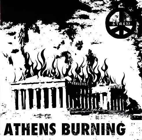 Athens-Burning