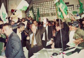Εκλογές 2000: ένα flashback στην πιο κωμική (και καθοριστική) Κυριακή της σύγχρονης ιστορίας
