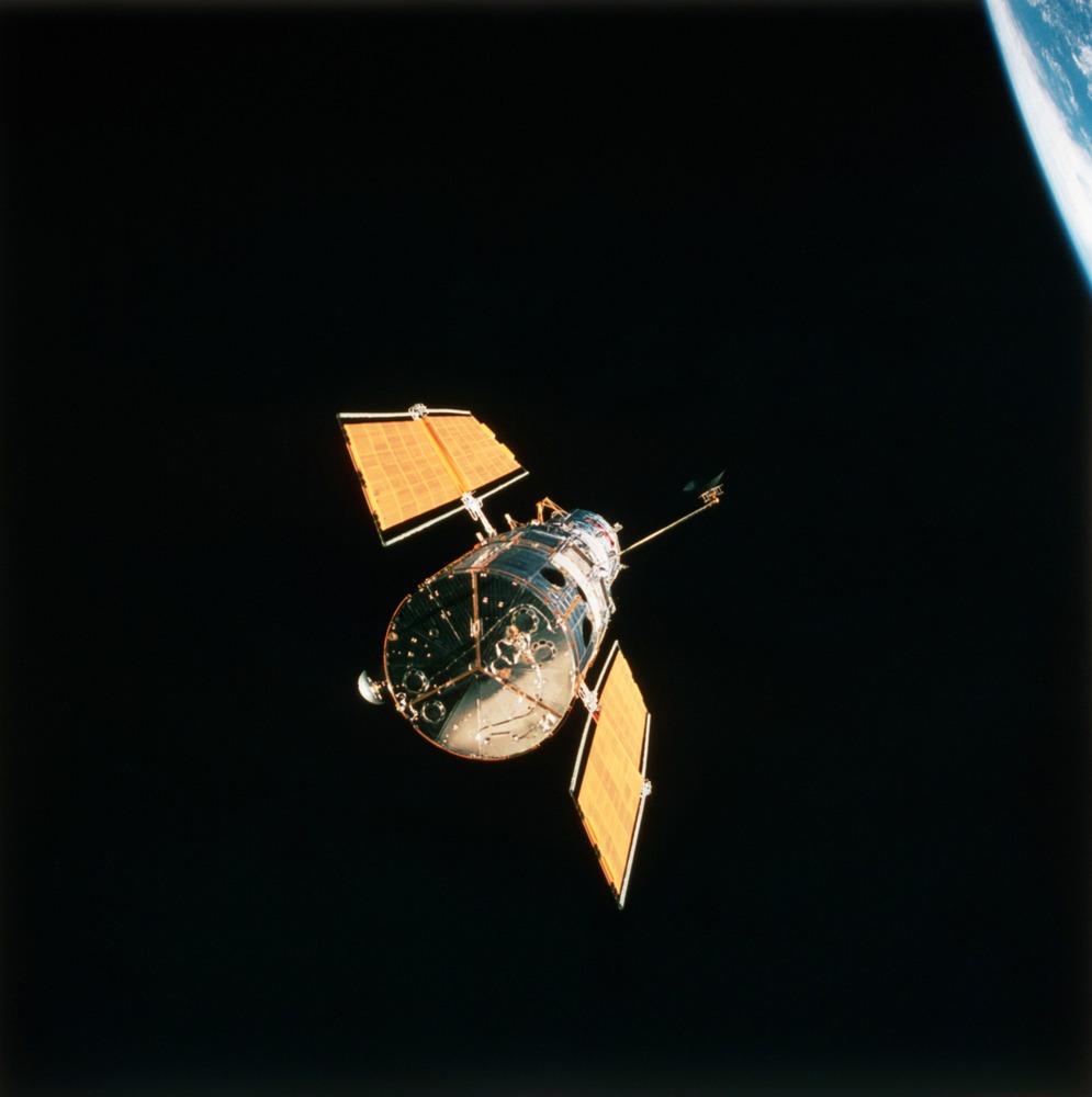 Το τηλεσκόπιο το 1993