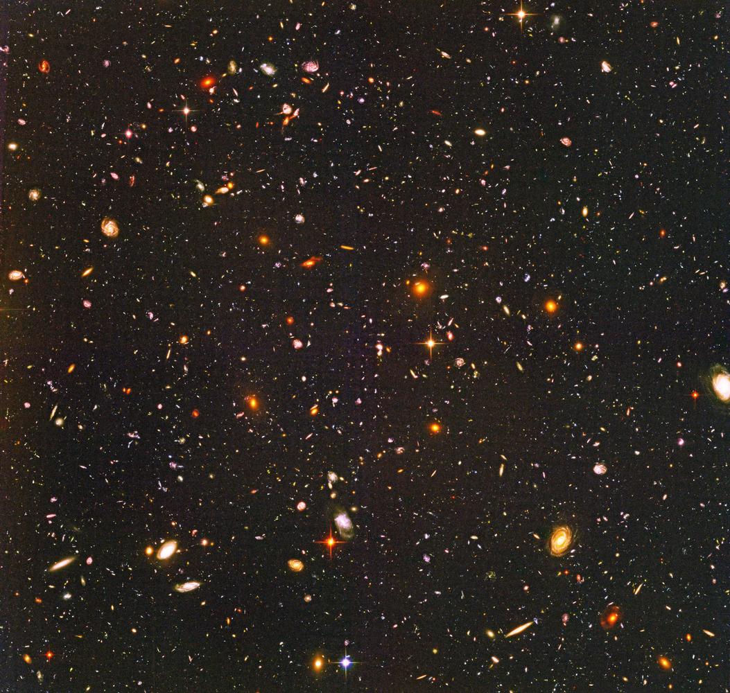 Hubble Ultra Deep Field: Περίπου 10.000 γαλαξίες στην πιο βαθιά εικόνα του σύμπαντος που αποτυπώθηκε ποτέ