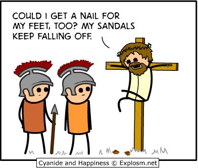 sandalsNail