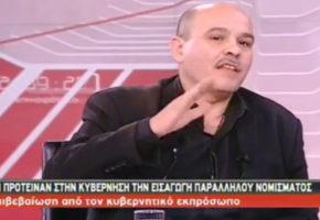 Ο Γιάννης Μιχελογιαννάκης είναι ή για Νόμπελ, ή για την Πάνια (VIDEO)