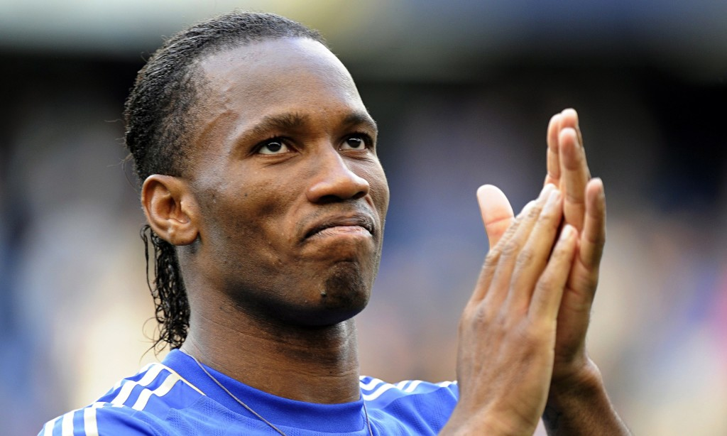 Didier Drogba to leave Chelsea