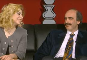 """Όταν ο Βαγγέλας ο Μεϊμαράκης απαντούσε στο δίλημμα """"Στήθος ή Μπούτι"""" (VIDEO)"""
