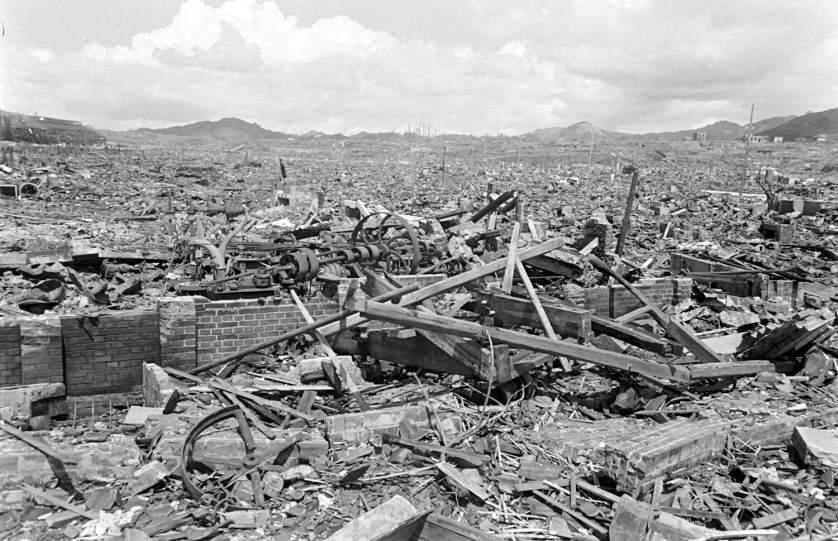 Not published in LIFE. Nagasaki, Japan, September 1945.