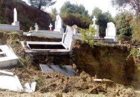 Ψηφίσατε Τσίπρα και στην Κέρκυρα βγήκαν οι νεκροί από τους τάφους τους