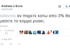 Ο Σ.Θεοδωράκης έκανε το λάθος να φτιάξει το #askstavros και ιδού οι σοφότερες ερωτήσεις που δέχτηκε