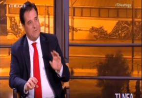 Η λογική του Άδωνι Γεωργιάδη για τα Τζαμιά στην Ελλάδα μας ξεπερνάει (VIDEO)