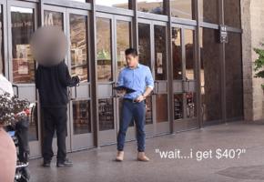 Αμερικανοί πολίτες θα σημάδευαν Μουσουλμάνους με αυτοκόλλητα αντί 40 δολαρίων (VIDEO)