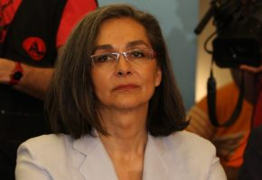 Nτροπή για τη συνεργασία της με το ΣΥΡΙΖΑ δήλωσε πως αισθάνεται η ευρωβουλευτής Σοφία Σακοράφα