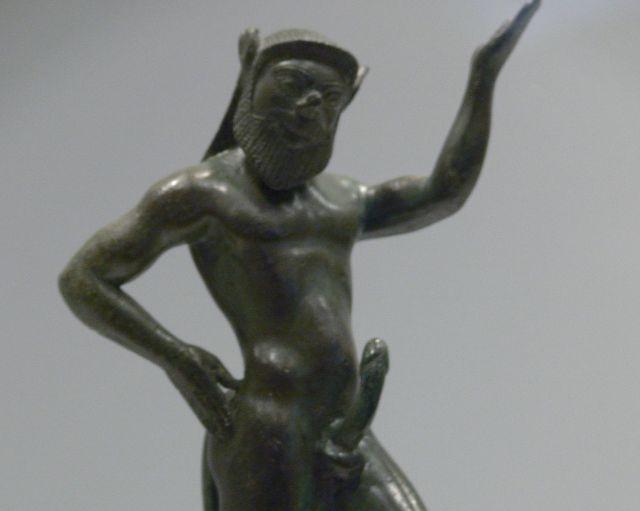 Τα μικρά Αρχαιοελληνικά πέη