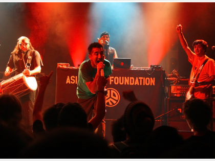 ADF live in Berlin, Nov 2008