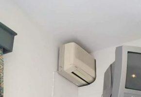 Αθάνατο Ελληνικό Δαιμόνιο: Ξενοδόχος στην Κρήτη μοιράζει 1 κλιματιστικό σε 2 δωμάτια (PHOTO)