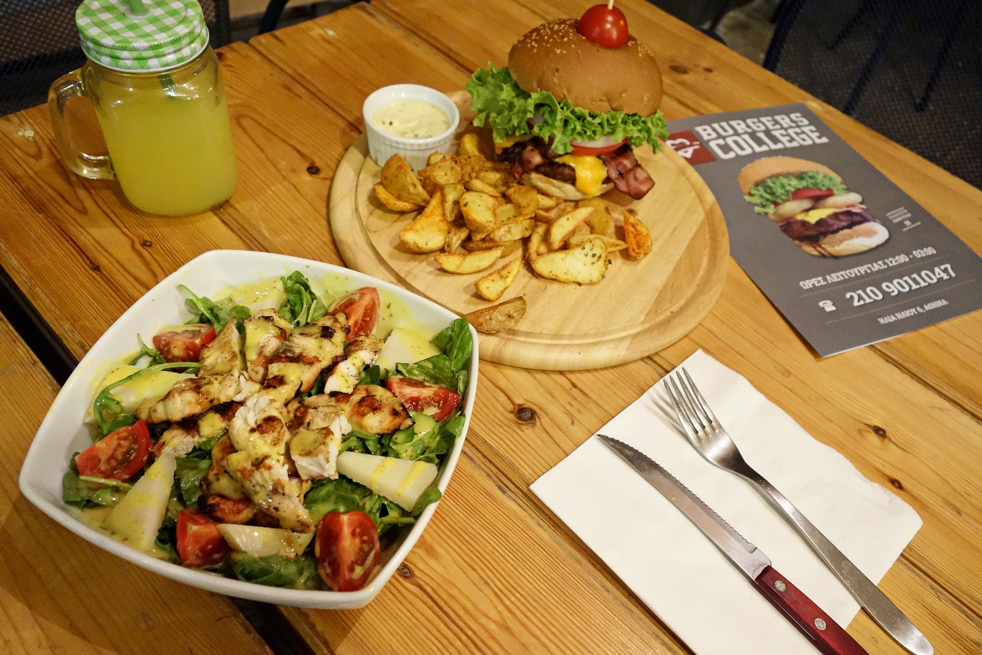Aris Athanatos - Burger's College - 010