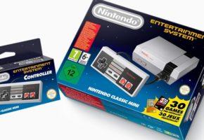 Η Νintendo ξαναβγάζει στην κυκλοφορία την κλασσική κονσόλα NES με νέο όνομα