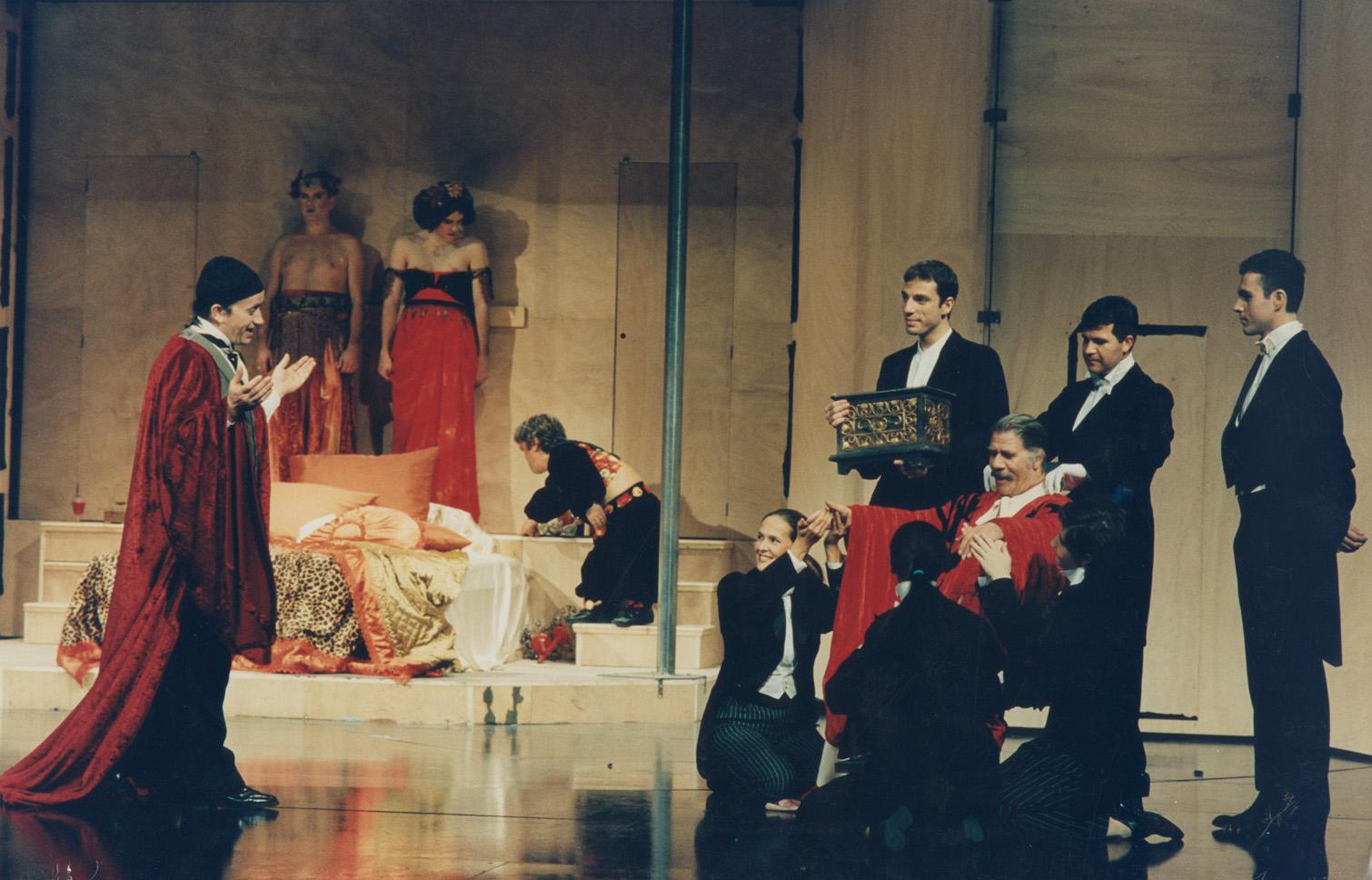 """""""Βολπόνε"""", Εθνικό, 1986"""