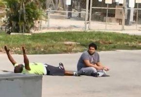 Αστυνομικός στο Μαϊάμι πυροβόλησε χωρίς λόγο τον συνοδό ενός 23χρονου αυτιστικού (VIDEO)