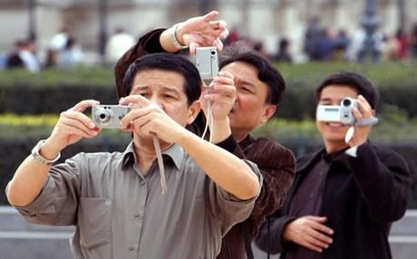κινέζος τουρίστας