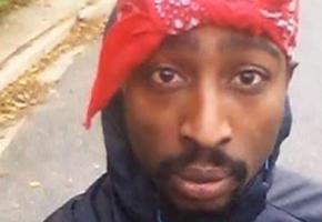 Fans του Tupac ισχυρίζονται βάσει μιας selfie πως ο διάσημος rapper είναι ακόμα ζωντανός (PHOTO)