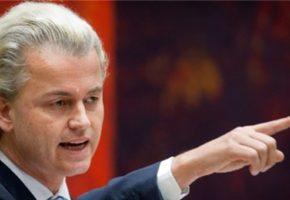 Ο ηγέτης του ακροδεξιού κόμματος της Ολλανδίας είπε ότι θα απαγορεύσει κάθε μουσουλμανικό σύμβολο